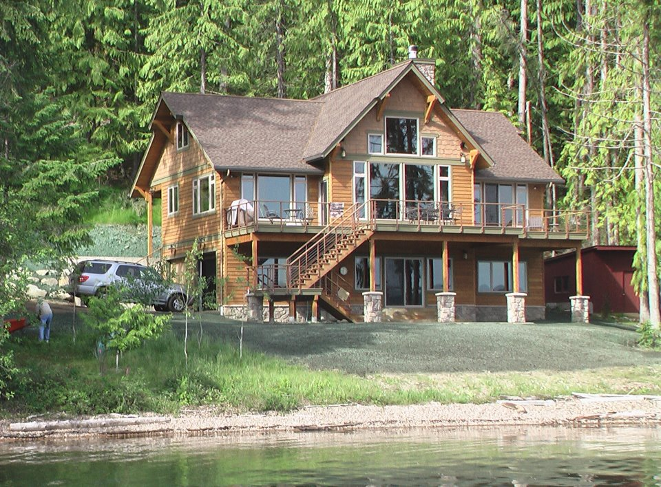 Lake Pend D Oreille Haven Home General Contractor Idaho