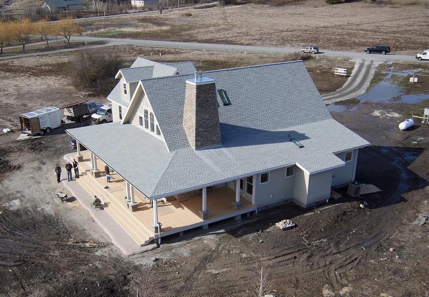 Custom Built Home Sandpoint, Idaho